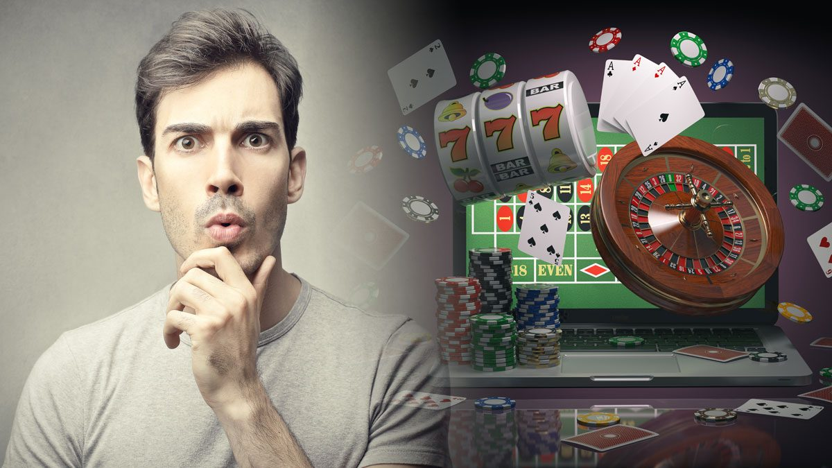 Here Is What I Learn About Gambling